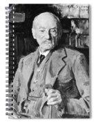 Thomas Hardy (1840-1928) Spiral Notebook