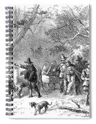 Thomas Hooker (1586-1647) Spiral Notebook