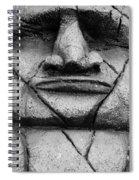 Tiki Dude Spiral Notebook