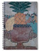 Tiled Fruit Spiral Notebook
