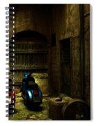 Time Travellers Spiral Notebook