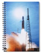 Titan Iv Rocket Spiral Notebook