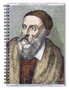 Titian (c1490-1576) Spiral Notebook