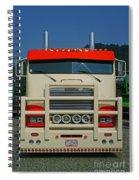 Tr0272-12 Spiral Notebook