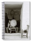 Traditional Spain Spiral Notebook