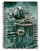Trashcan Tom Spiral Notebook