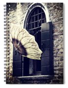 Umbrella Spiral Notebook