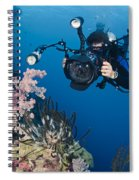 Underwater Photography Spiral Notebook