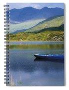 Upper Lake, Killarney, Co Kerry Spiral Notebook