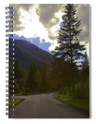Vail Road Spiral Notebook