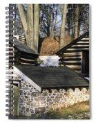 Valley Forge Winter Spiral Notebook