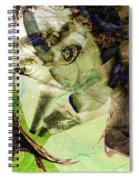 Vanity Spiral Notebook