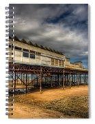 Victoria Pier Spiral Notebook