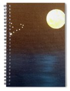 Virgo Spiral Notebook