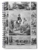 W. H. Harrison (1773-1841) Spiral Notebook