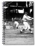 Walter Perry Johnson Spiral Notebook