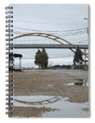 Warehouse And Hoan 2 Spiral Notebook