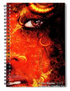 Watchful Spirit Spiral Notebook