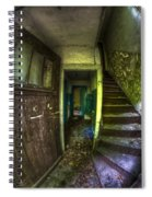 Welcome Spiral Notebook