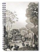 White Sulphur Springs Spiral Notebook
