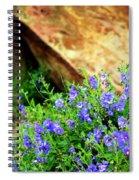 Wildflowers Spiral Notebook