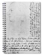 William Blake (1757-1827) Spiral Notebook
