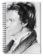 William Hazlitt (1778-1830) Spiral Notebook