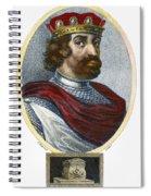 William II (1056-1100) Spiral Notebook