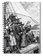William Penn (1644-1718) Spiral Notebook
