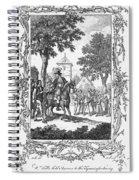 William Tell Spiral Notebook