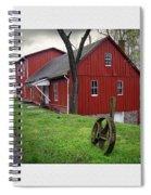 Williston Mill Spiral Notebook