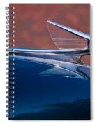 Wings Spiral Notebook