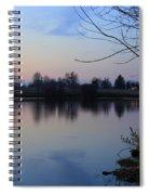 Winter Calm Spiral Notebook