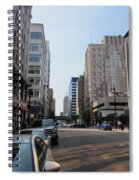 Wisconsin Ave 1 Spiral Notebook