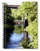 Wissahickon Creek  Spiral Notebook