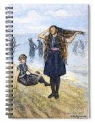 Womens Fashion, 1886 Spiral Notebook