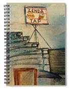 Zenda Tap Spiral Notebook