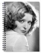 Clara Bow (1905-1965) Spiral Notebook