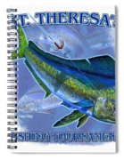 Custom T Shirts Spiral Notebook