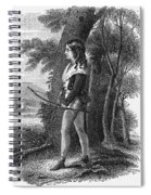 George Gordon Byron Spiral Notebook