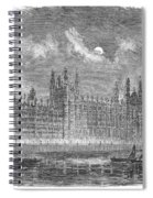Great Britain: Parliament Spiral Notebook