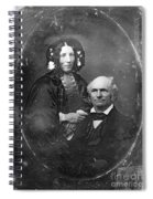 Harriet Beecher Stowe Spiral Notebook