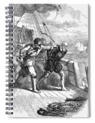Henry Hudson (d. 1611) Spiral Notebook