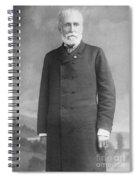 John C. Fremont (1813-1890) Spiral Notebook