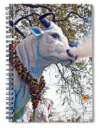 Rex Mardi Gras Parade Spiral Notebook