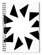 10 Spiral Notebook