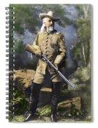 William F. Cody (1846-1917) Spiral Notebook