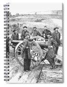 William Tecumseh Sherman Spiral Notebook