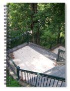 100 Steps At The Wissahickon Spiral Notebook