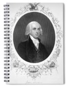 James Madison (1751-1836) Spiral Notebook